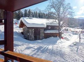Apartment With one Bedroom in Les Arcs 1800, With Wonderful Mountain View, Pool Access, Balcony