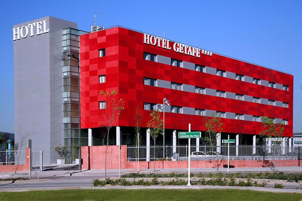 Resultado de imagen de hotel getafe Warner