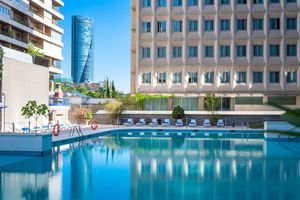 Tryp Madrid Chamartin Hotel