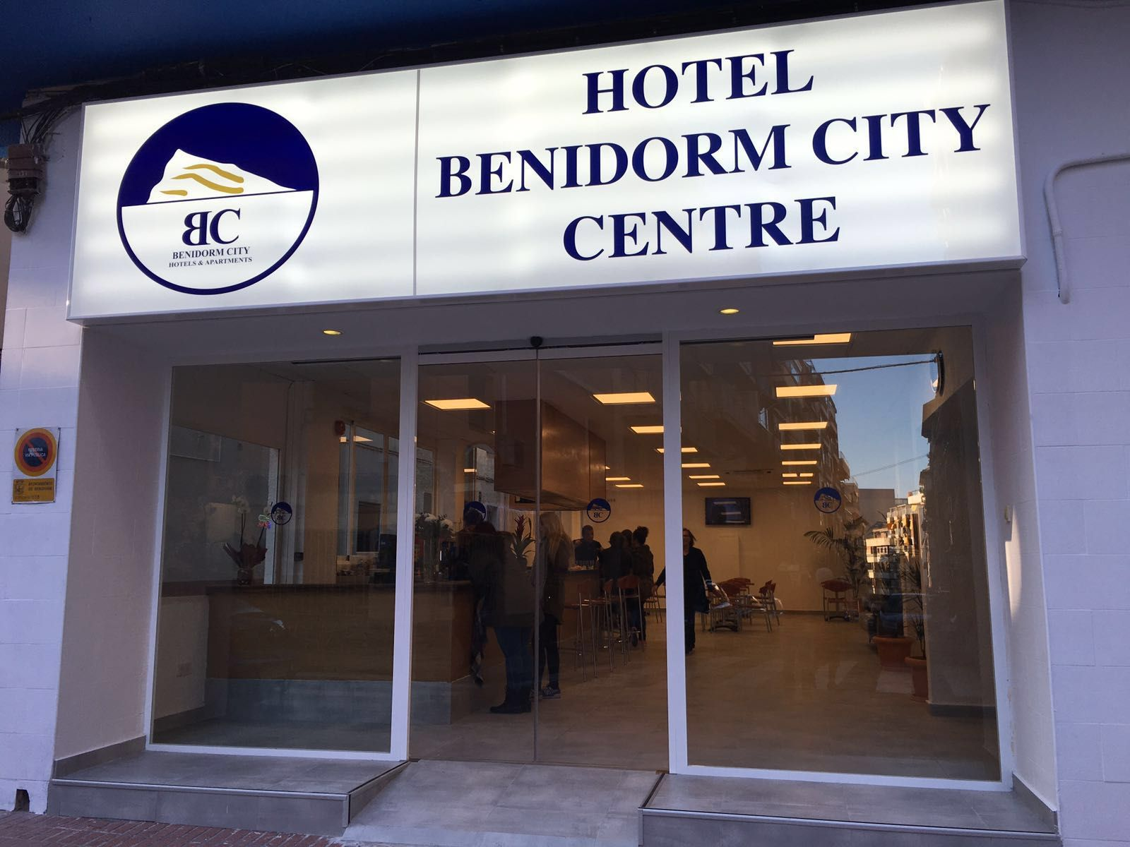 Benidorm City Centre