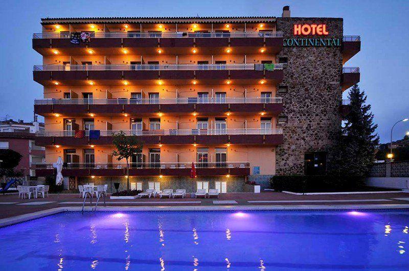 Hotel Continental De Tossa